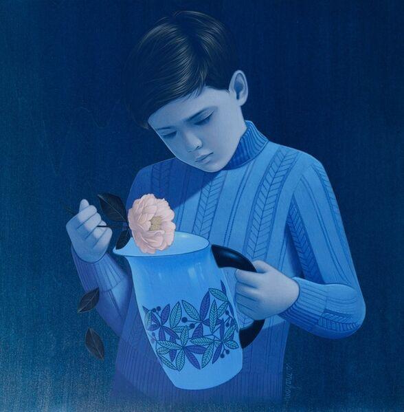 Sean Mahan, 'Remembered ', 2018