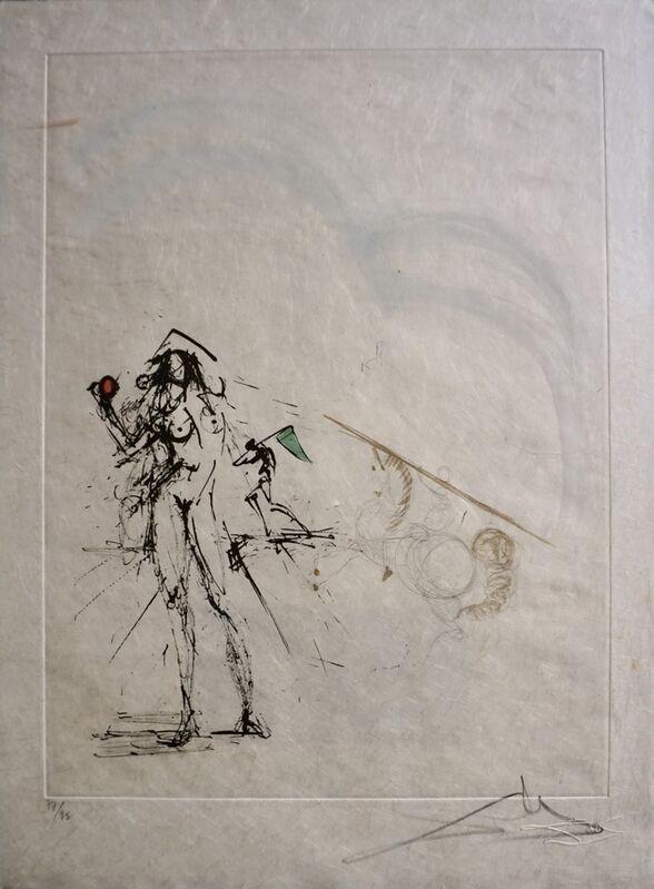 Salvador Dalí, 'Les Amours de Cassandre Suite', 1968, Print, 10 Etchings, Fine Art Acquisitions Dali