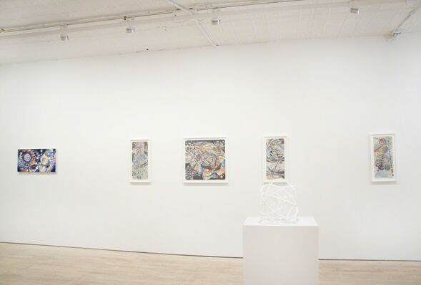The Placeless Place, installation view