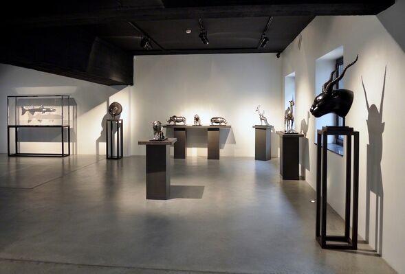 Mauro Corda - Chimères, installation view