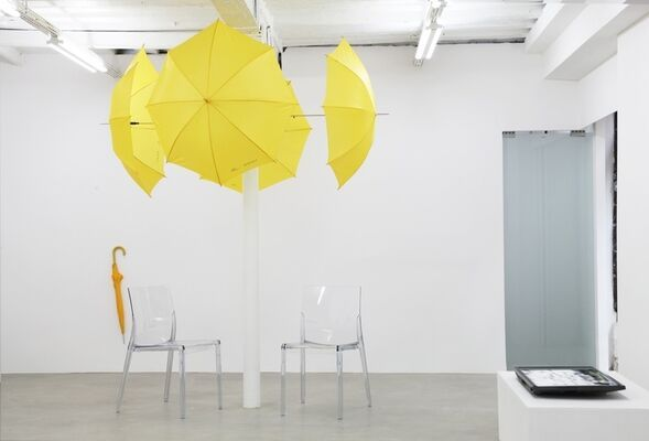 Pulled, installation view