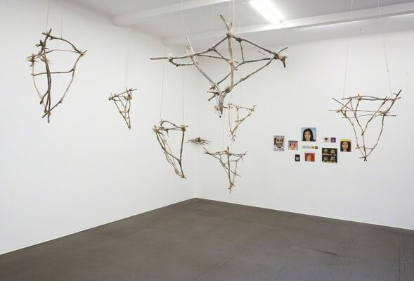 Nothing Inside is Worth Dying for, installation view