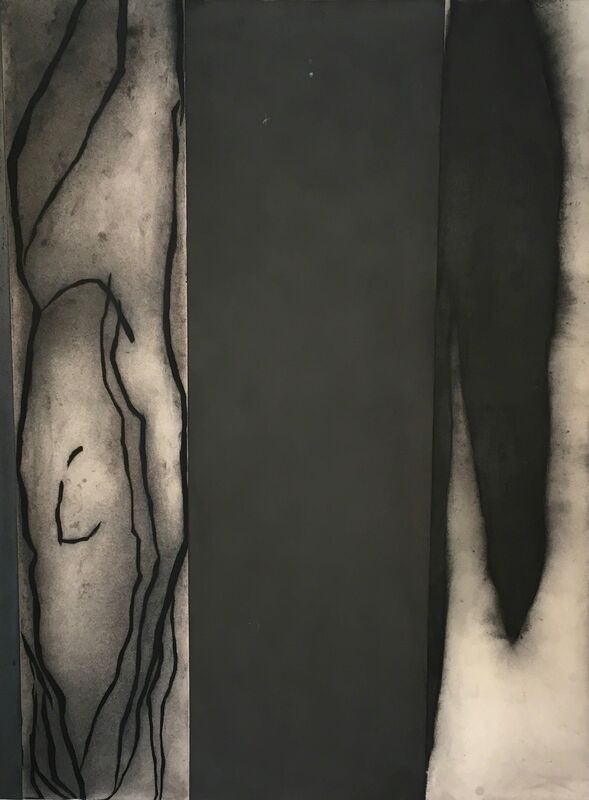 Michel Cornu, 'Untitled', Painting, Mixed media on canvas, Lise Braun Collection