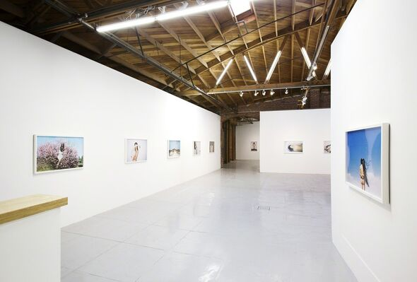 What We Do Is Secret, installation view