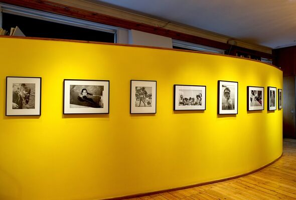 """Lartigue """"... C'est chic!"""" Curated by Paul Smith, installation view"""