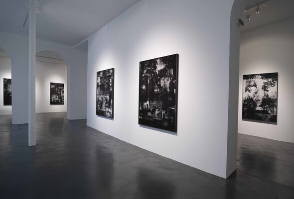 Valérie Belin - Reflection, installation view
