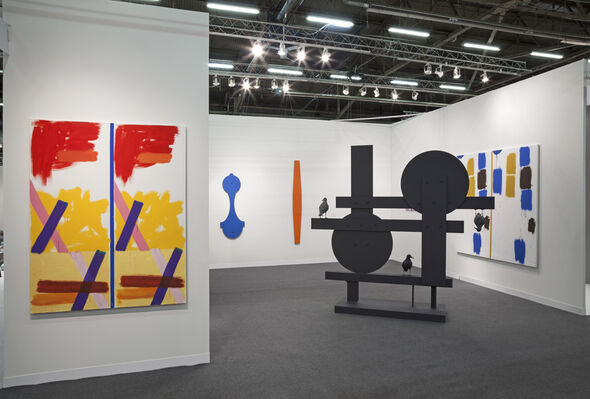 Cherry and Martin at The Armory Show 2016, installation view