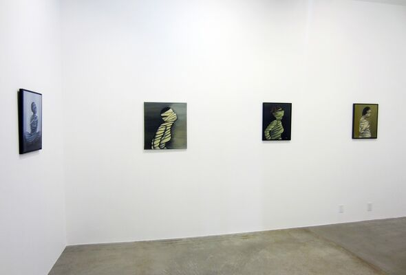 Patricia Clark: A Matter of Circumstances, installation view