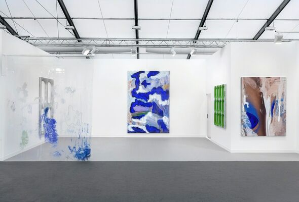 Peres Projects at Frieze London 2016, installation view