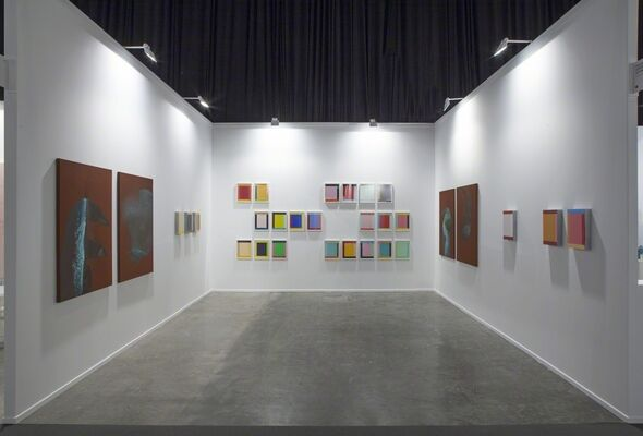 Galerie Christian Lethert at Art Dubai 2016, installation view