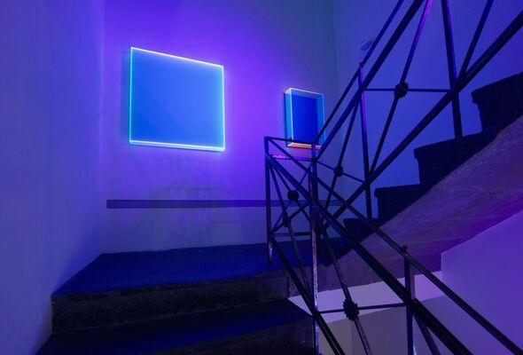 FEEL COLOR - Regine Schumann, installation view