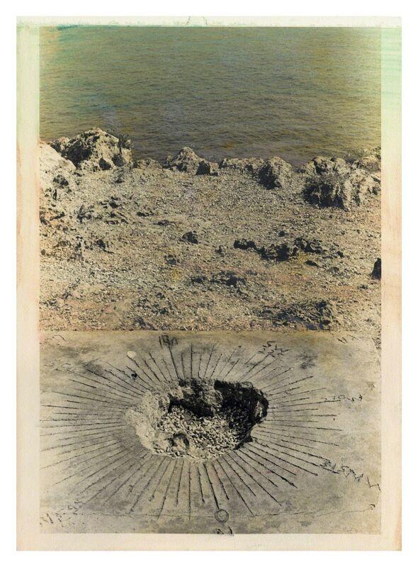 "Elizabeth Lennard, '""Sagres"" Portugal', 2015, Photography, Digital lambda print on metallic paper, Galerie Pixi - Marie Victoire Poliakoff"