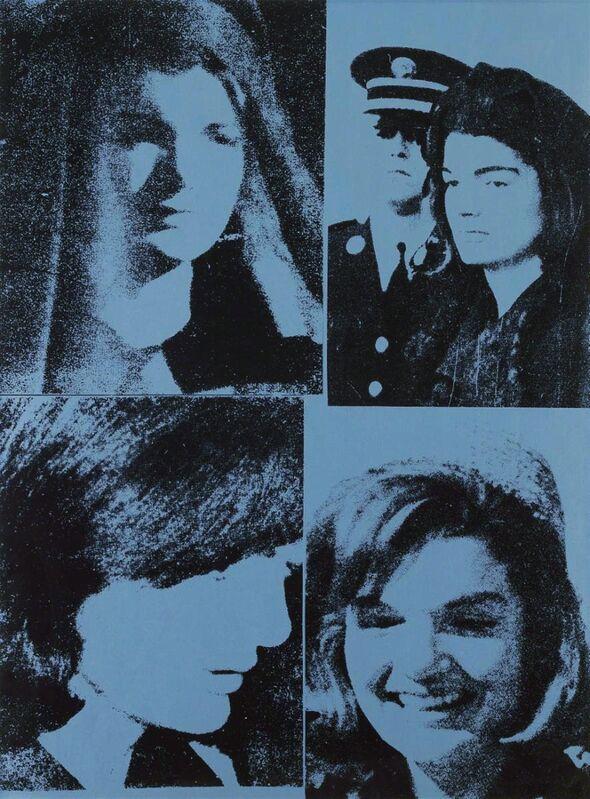 Andy Warhol, 'Jacqueline Kennedy III (Jackie III), II.15', 1966, Print, Screenprint on paper, Hamilton-Selway Fine Art