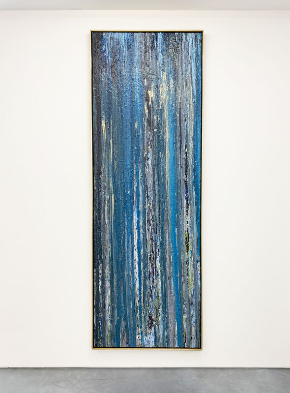 Larry Poons, 'Untitled ', 1978, Painting, Acrylic on canvas, Leslie Feely