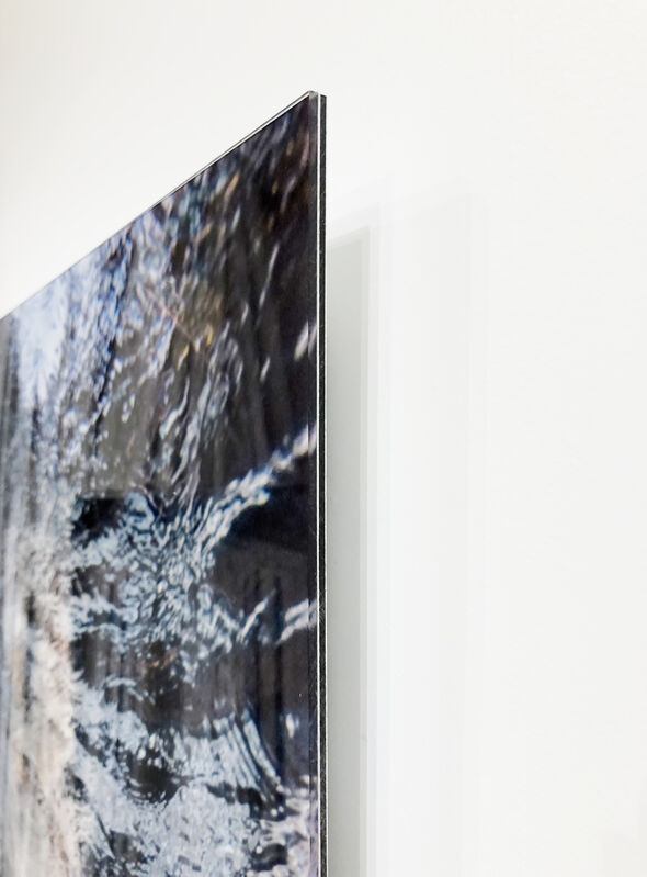 Barbara Cole, 'The Hill, from Falling Through Time', 2016, Photography, Chromogenic Print Face-Mounted to Plexiglass, Back-Mounted to Hidden Aluminum Channel, Bau-Xi Gallery