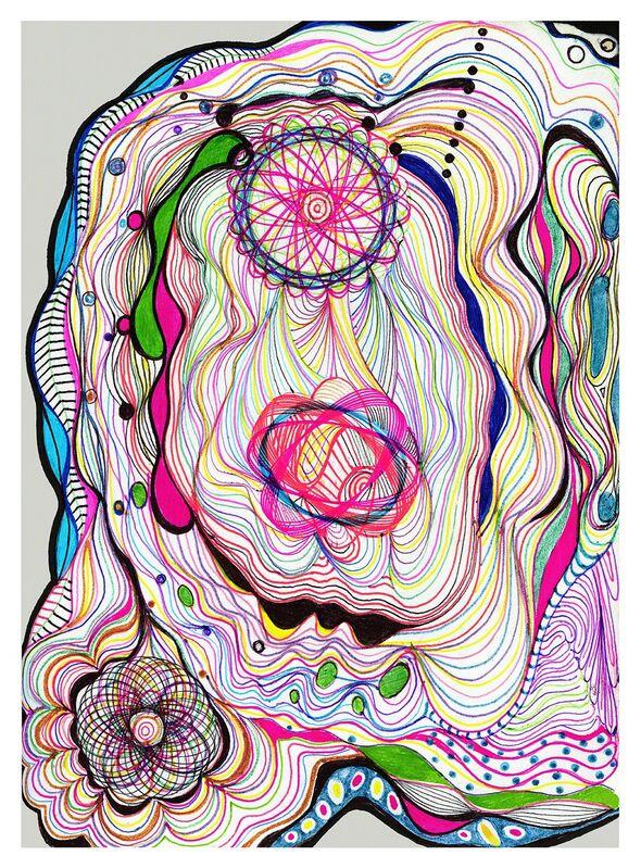 Joana Vasconcelos, 'Filament 1', 2014, Print, Archival pigment print, Adamson Gallery