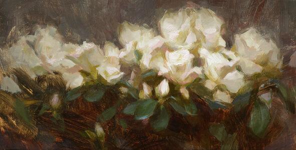 Susan Lyon, 'White Azaleas', ca. 2020