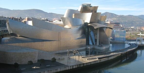 Frank Gehry, 'Guggenheim Museum, Bilbao', 1993-1997