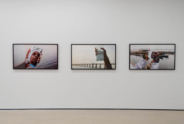 The discovery of what it means to be Brazilian, installation view