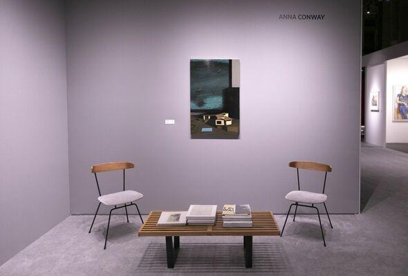 Fergus McCaffrey at The Art Show 2019, installation view