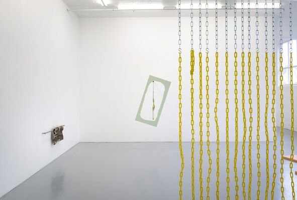 Abbreviated Extensions, installation view