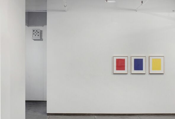 Language in Residence, installation view