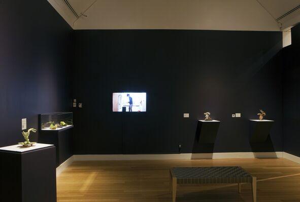 Michelle Erickson: Conversations in Clay, installation view