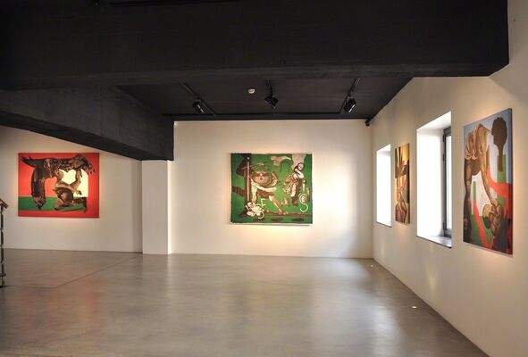 Vincent Corpet - DESSAIS, installation view