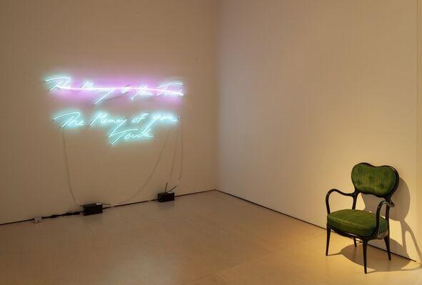 Recline, installation view