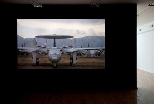 Ahmet Ögüt, installation view