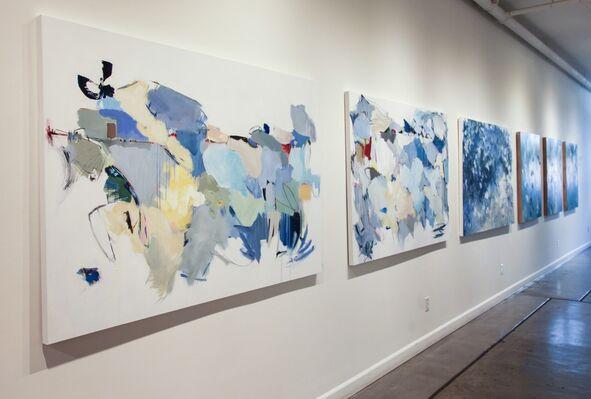 Maria Burtis + Elise Morris, installation view