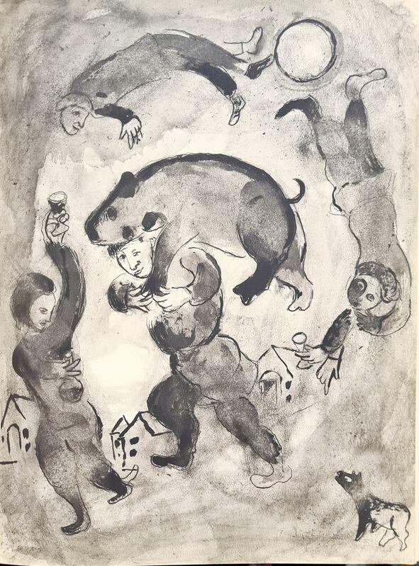 Marc Chagall, 'Contes de Boccace', 1950, Books and Portfolios, Art book, Samhart Gallery