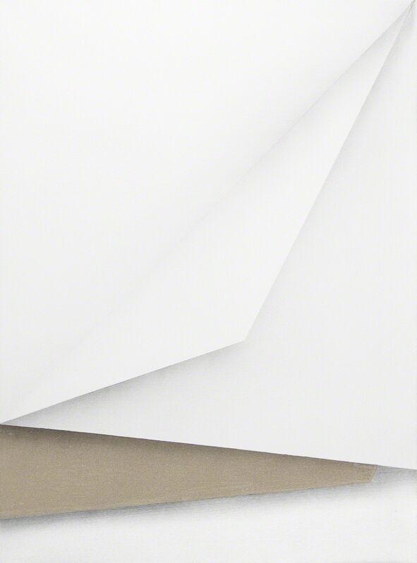 Ira Svobodová, 'Papercut 8', 2015, Painting, Acrylic on linen, River