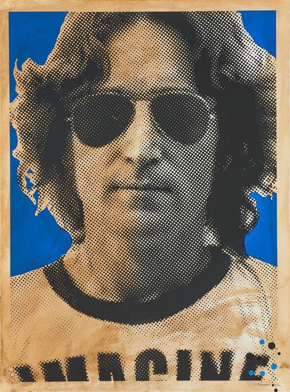 Mr. Brainwash, 'John Lennon', 2007, Print, Screenprint in colors, Rago/Wright