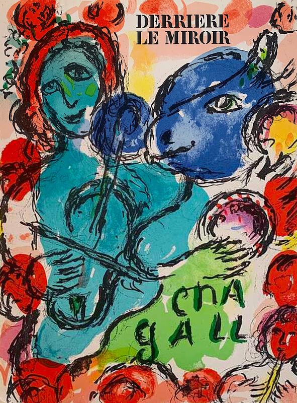 Marc Chagall, 'Un jour de printemps', 1972, Print, Velum paper, Modern-Originals