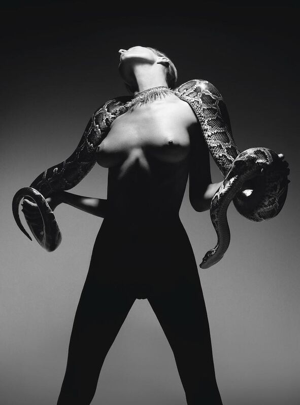 Rankin, 'And God Created Eva II', 2003, Photography, Archival Black & White Lambda print,  29 ARTS IN PROGRESS gallery