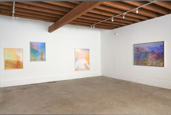 TERRI LOEWENTHAL: Psychscapes, installation view