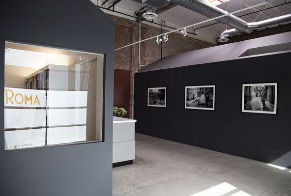 ROMA, installation view