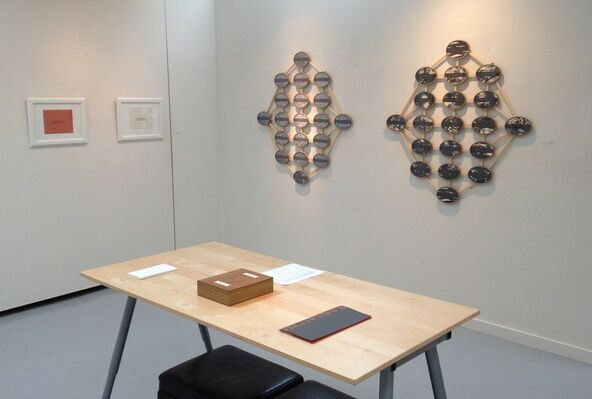 Four Proposals For Reading, installation view