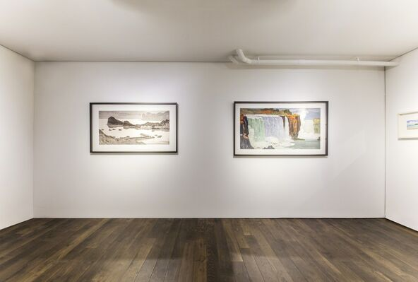 Trips of Life : MA Paisui Solo Exhibition, installation view
