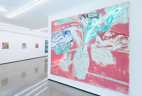 Thrush Holmes & Jonathan Lux : Modernist Lunch, installation view