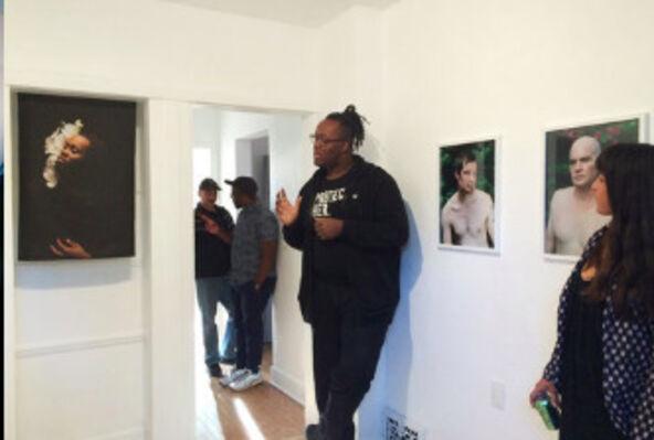 THE 2018 APPLEBAUM PHOTOGRAPHY FELLOWS, installation view
