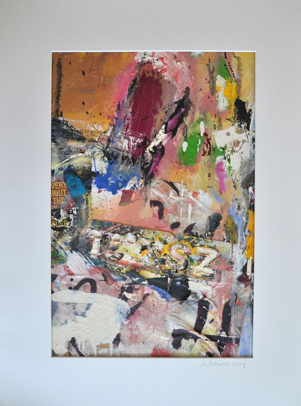 Hilda O'Connell, 'Fragment', 2015, Painting, Oil and mixed media on unstretched canvas, Carter Burden Gallery