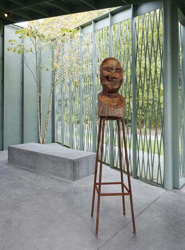 Kader Attia, 'Gueules cassées', 2014, Sculpture, Wood, Middelheim Museum