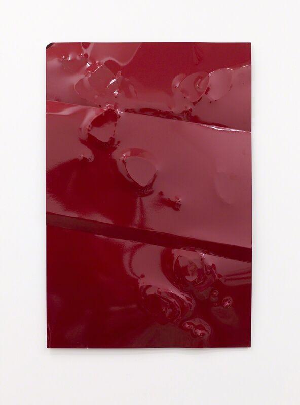 Hannah Perry, 'Gas Lighting', 2015, Enamel on Aluminium, Seventeen