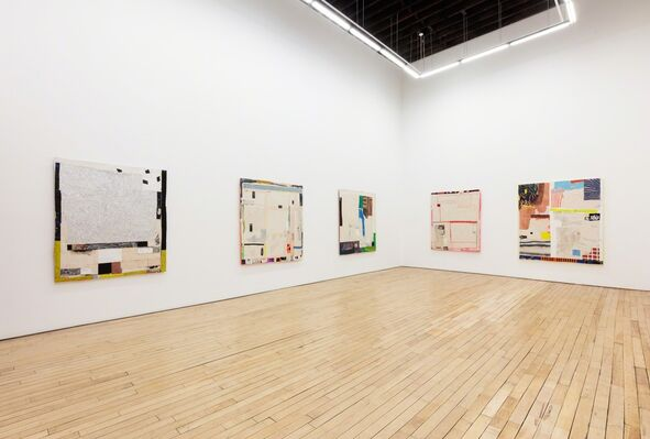 Strauss Bourque-LaFrance: Postcards from the Edge, installation view