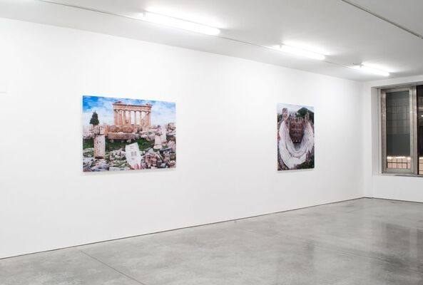 Sangbin IM: Collection, installation view