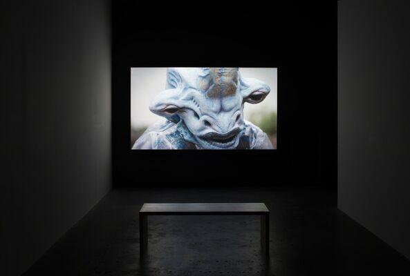 Christopher Richmond: Double Fantasy, installation view