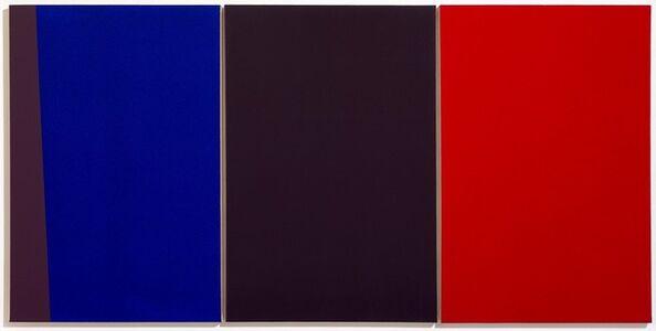 Yves Gaucher, 'G - BL - N - R', 1993