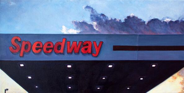 Edie Nadelhaft, 'Speedway, Washington NC', 2020